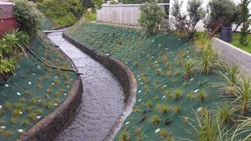 Hillcrest Stream Flood Bank Stabilisation