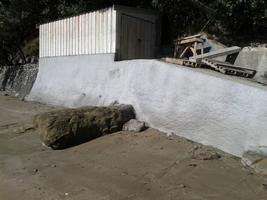 Narrowneck Beach Boat Ramp Shotcrete