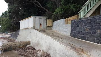 Seawall And Beach Access Repairs