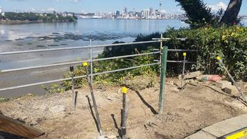 Completed Micropiles